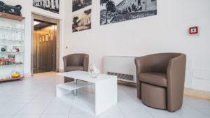 Terme Casteldoria hall